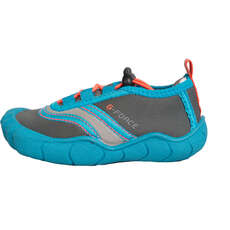 8b925c6c096269 Gul Junior Aqua Shoe Beach Shoes 2019 - Blue Coral