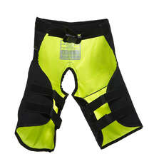 Gul Junior Code Zero Kinetic Hikepants  - Noir / Jaune