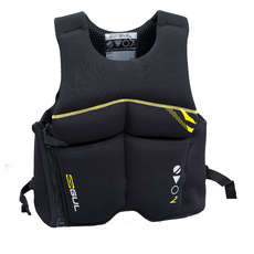 Gul Junior Evo2 Buoyancy Aid 2019 - Negro