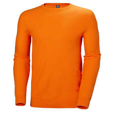 Helly Hansen Skagen Sweater - Orange Peel
