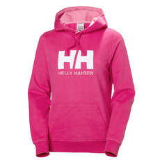 Felpa Con Cappuccio Hh Logo Helly Hansen - Dragon Fruit