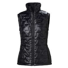 Helly Hansen Womens Lifaloft Insulator Vest - Black