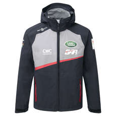 Henri Lloyd Land Rover BAR Replica Tech Jacket - Slate Blue