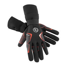 Henri Lloyd Neoprene Sailing Winter Gloves 2018 - Negro