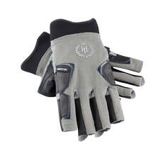 Henri Lloyd Pro Grip Sailing Short Finger Glove 2017 - Titanium