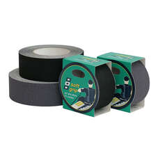 PSP Soft Grip Tape 50mm X 4M - Grey