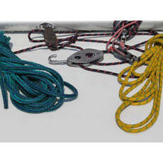 Laser® Replica Ropes & Rigging