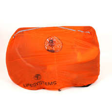 Lifesystems 2-3 Personas Survival Shelter - Naranja