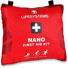 Lifesystems Nano First Aid Kit - Light and Dry