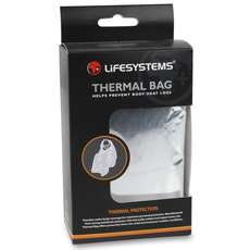 Lifesystems Thermal Survival Bag - Silver