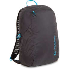 Lifesystems Travel Light Packable Backpack 16L - Black/Blue