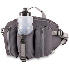 Lifeventure Hip Pack Active - Black/Grey