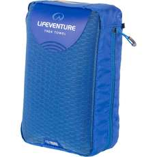 Lifeventure MicroFibre Trek Towel Giant - Blue