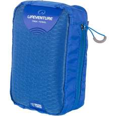 Lifeventure MicroFibre Trek Towel Large - Blue