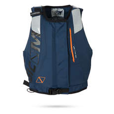 Magic Marine Competition Front-Zip Buoyancy Aid 2017 - Navy
