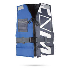 Magic Marine Cube Front-Zip Buoyancy Aid 2017 - Blue