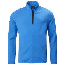 Musto Synergy 1/2 Zip Microfleece Top - Azul Brillante