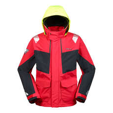 Musto BR2 Coastal Jacket  - True Red/Black