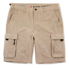 Musto Deck UV Fast Dry Short 2019 - Light Stone