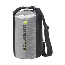 Musto Essential 20L Dry Tube  - Black