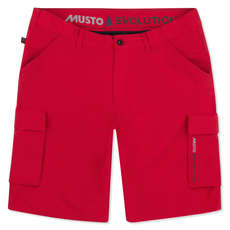 Musto Evolution Pro Lite UV Fast Dry Short 2019 - True Red
