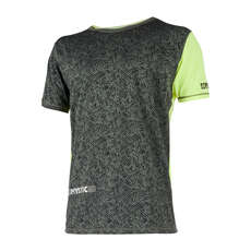 Mystic Drip Shortsleeve Quickdry 2019 - Lime