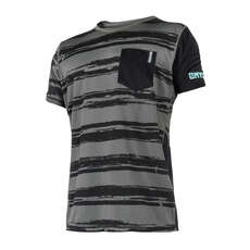 Mystic Majestic Shortsleeve Quickdry 2018 - Grey