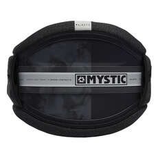 Mystic Majestic Waist Harness 2019 - Black/White - No Spreader Bar