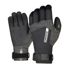 Mystic Marshall 3Mm Precurved Muta Gloves  - Black