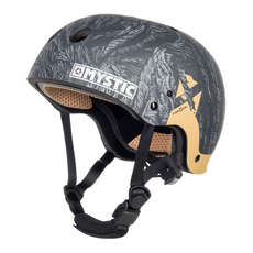 Casco Mystic Mk8 X 2018 - Nero Allover