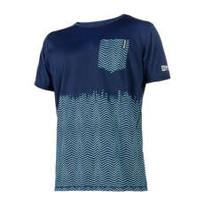 Mystic Voltage Shortsleeve Quickdry 2018 - Navy