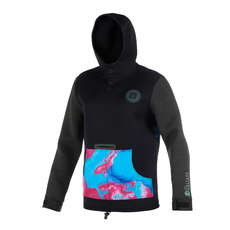 Felpa Con Cappuccio Mystic Voltage Sweat Neoprene 2019 - Aurora