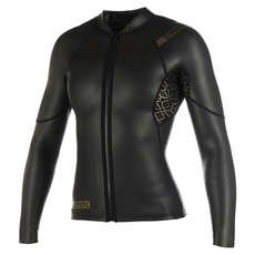 Mystic Womens Diva Long Sleeve Neoprene Jacket 2019 - Black