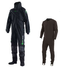 Neil Pryde Junior ELITE 3D Curve Drysuit 2017 - Free Fleece
