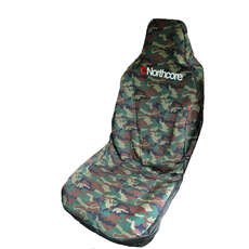 Northcore Single Van / Car Seat Cover - Camo
