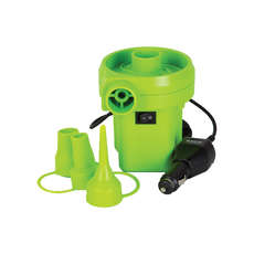 OBrien 12V Rechargeable Tube Inflator Pump 2019 - Green