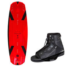 OBrien Format Wakeboard & Access Binding Package 2019 - 137cm