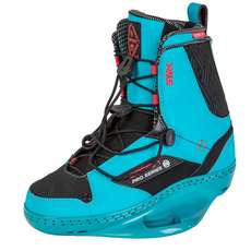 OBrien Womens Spark Pro Series Wakeboard Bindings 2019 - Blue