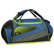 Ogio 9.0 Endurance Kit Bag - Navy / Acid