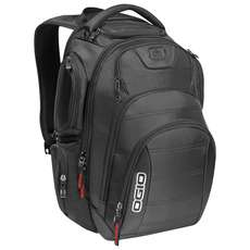 Ogio Gambit 17 Laptop Backpack - Black