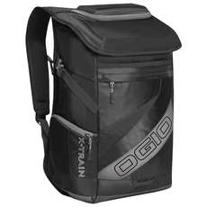Ogio X-Train Pack Bag - Black/Silver