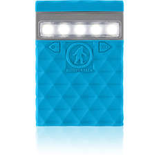 Outdoor Tech Kodiak Mini 2.0 - 2.6K Powerbank - Electric Blue