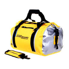 OverBoard Classic Waterproof Duffel Bag - 40 Ltr - Yellow