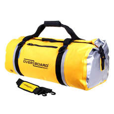 OverBoard Classic Waterproof Duffel Bag - 60 Ltr - Yellow