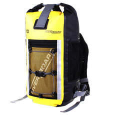 OverBoard Pro Sports Waterproof Backpack - 20 Ltr - Yellow