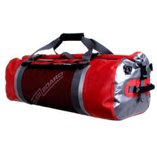 OverBoard Pro-Sports Waterproof Duffel Bag - 60 Ltr - Red
