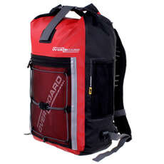 Overboard Pro Sports Zaino Impermeabile - 30 Ltr - Red