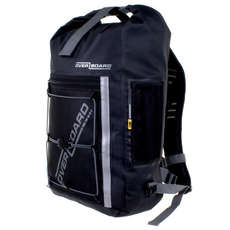 OverBoard Pro Sports Waterproof Backpack - 30 Ltr - Black