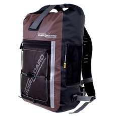 OverBoard Pro Sports Waterproof Backpack - 30 Ltr - Brown
