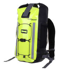 OverBoard Pro Vis Waterproof Backpack - 20 Ltr - Hi-Vis Yellow